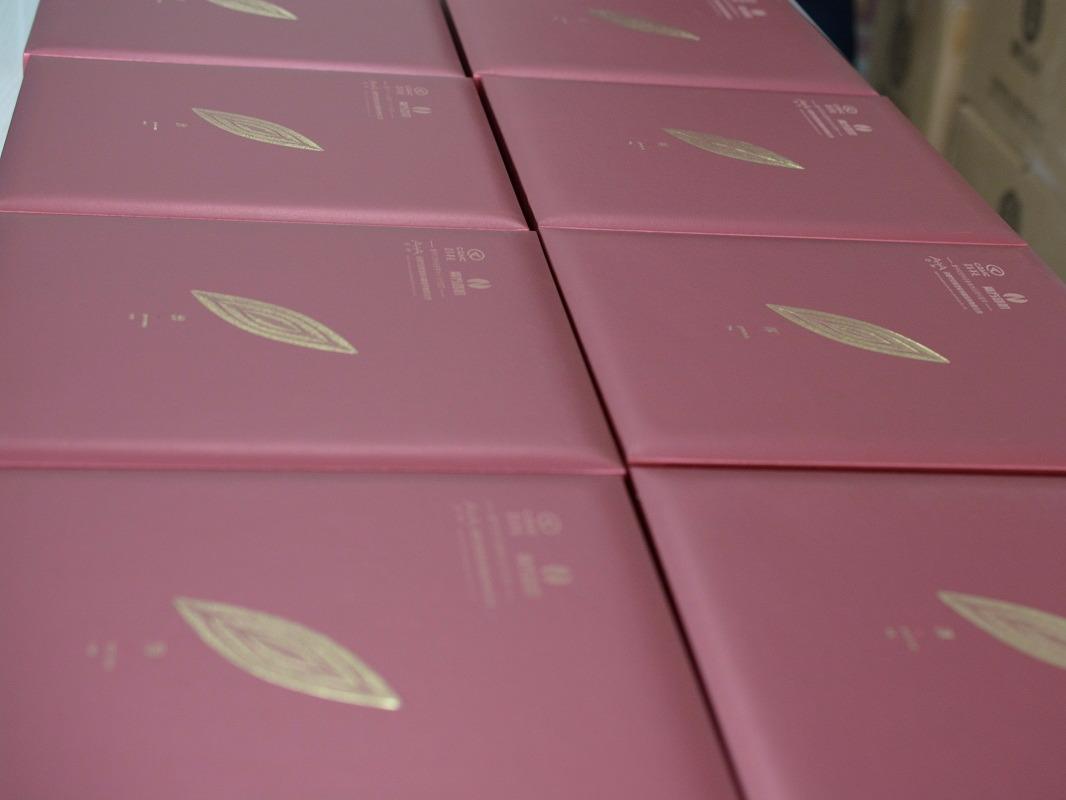 合肥XX汽車公司選擇蝠牌六安瓜片作為客戶答謝禮茶