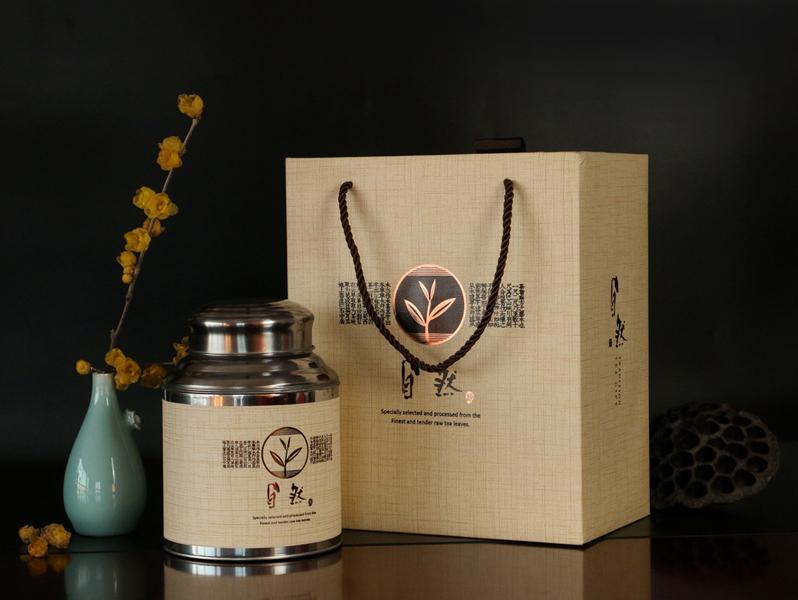 威玛重工定制蝠牌六安瓜片礼品茶